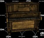 无主之地2 钢琴 乐器