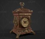 法国壁炉钟  钟表