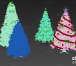 圣诞树 装饰树 圣诞 树 装饰 节日装饰