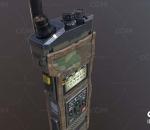 赛博朋克无线电对讲机