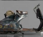 旧摩托  摩托车  机车