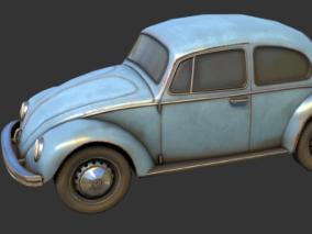次时代 写实 车辆交通 载具 大众甲壳虫