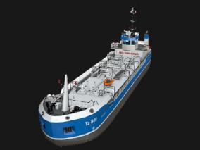 次时代PBR 现代 海上交通工具 载具 游轮