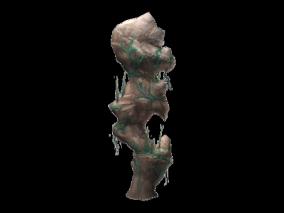 山石cg模型