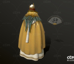 欧洲中世纪 女皇 贵族 女王 皇族 西方 皇室宫廷服 公主