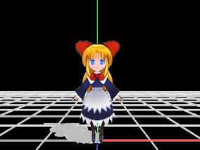 动漫 MMD模型 阿賀野