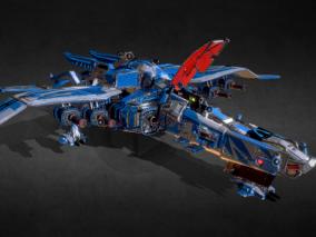 次时代 未来 科幻 Star Valor 战斗机