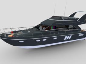 次时代PBR 写实 海上交通工具 载具 游艇