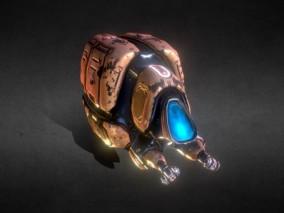 次时代 未来 科幻 Star Valor星际采矿机