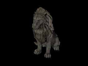 雕像3d模型