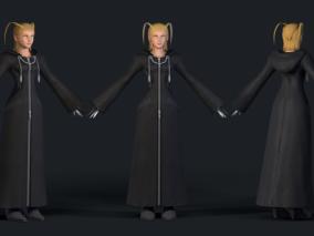 次时代PBR 高清 王者之心3 角色 女巫 法师