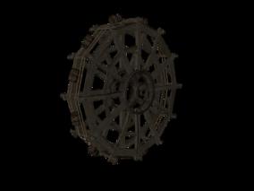 机械部件3d模型