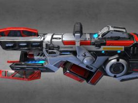 量子激光炮 大炮 科幻 武器