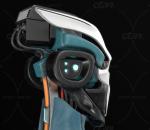 科幻机器人 机械 科技 次时代PBR