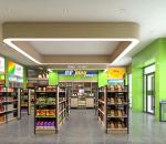 现代便利店超市