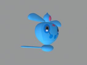 幻想生物cg模型