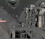 科幻 外星入侵 科幻场景 科技 高科技 宇宙飞船