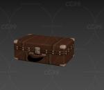 箱子 皮箱 破旧皮箱 日用品 手提箱 民国皮箱 收纳箱 旅