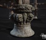 黑神话 悟空 角色场景 高模参考 CG图片 高清实机图包