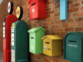 现代邮政信箱