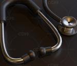 写实听诊器 医疗设备