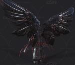 男恶魔,角色,黑暗复仇者3