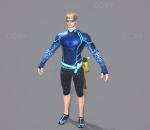 壮汉潜水员,人物,黑暗复仇者3