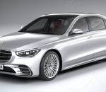 奔驰Mercedes-Benz S-Class AMG long 2021