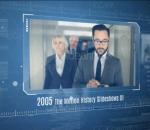 时间轴企业发展视频模板