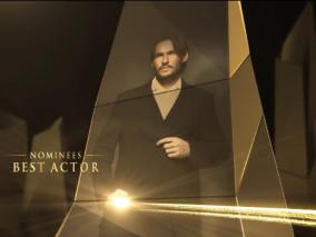 颁奖电视栏目包装模板