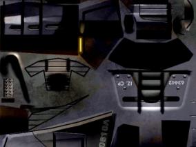 场景3DM科技金属材质贴图