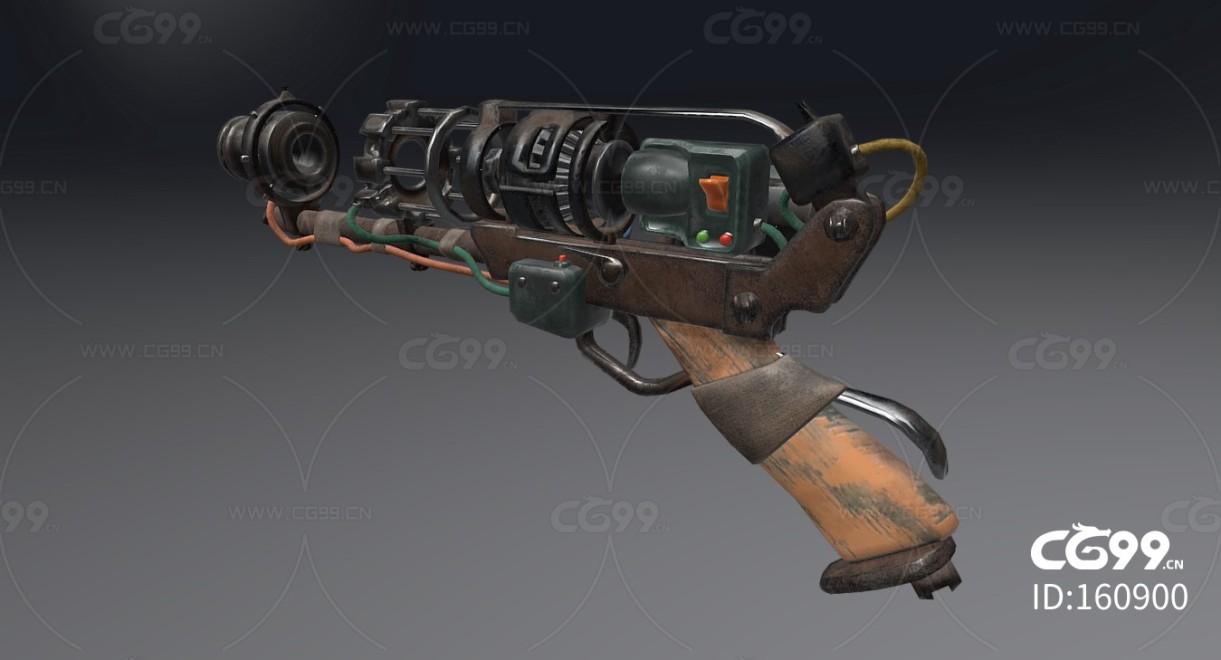 workshop-laser-pistol 激光手枪