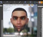 ue4  4.25版本 次时代超高质量人物  科幻人物 带绑定 带动画  未来士兵 武器  道具 虚