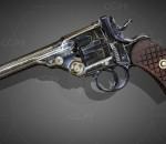 webley-revolver 左轮手枪