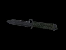 匕首 3d模型