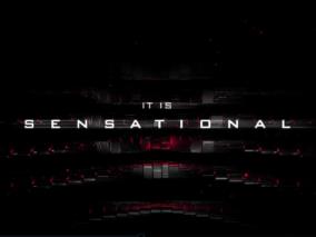 科技屏进化文字预告 视频模板 AE