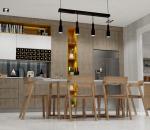现代简约 时尚风格厨房