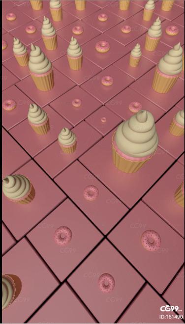 生活用品   食物饮料   甜甜圈   冰淇淋