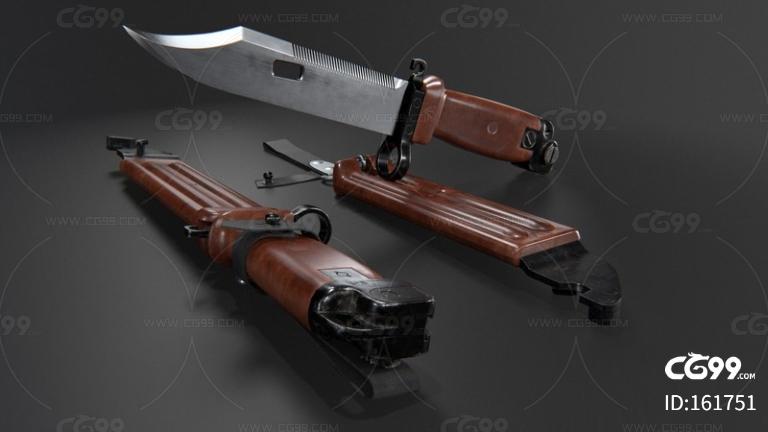 匕首  刀子