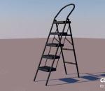 梯子 移动平台梯 人字梯 踏步梯 移动工作梯 梯子 铝合金梯子