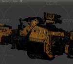 激光枪 激光炮 科幻武器 科幻枪