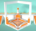 产品展示 祭坛 欧式 几何 抽象 概念 祭祀神坛 台阶 楼梯 神坛 天坛 祭祀的地方 广场 寺庙