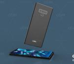 samsung Galaxy 手机 C4D手机模型OC手机模型安卓盖乐世IOS旗舰三星手机电竞游戏拍
