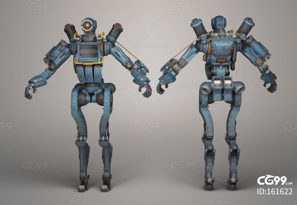 机器人 科幻机甲