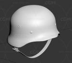 M40头盔 二战头盔