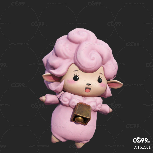卡通绵羊  绵羊   羊  小肥羊