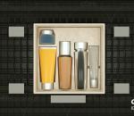 现代化妆品盒子 化妆品收纳盒 化妆品 美容盒子 化妆品 化妆盒 护手霜 洗面奶