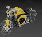 电动摩托车 概念摩托车