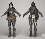 女战士 女刺客 女探险家 女兵