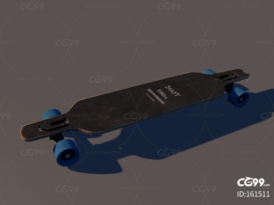 超写实滑翔滑板 滑雪板 高山板 拖车 滑板车代步车街头滑板滑板滑板车滑板鞋极限运动街头运动体育运动